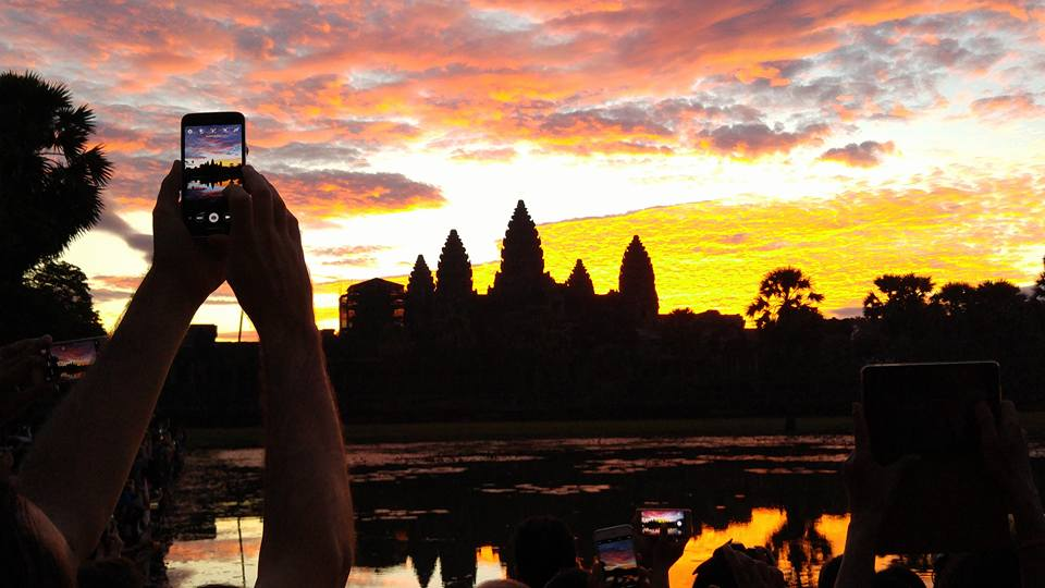 Angkor wat Tour+Sunrise