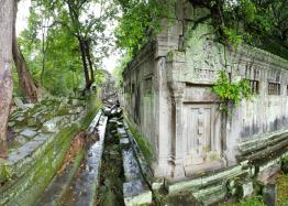 5 Day tour Angkor Thom area